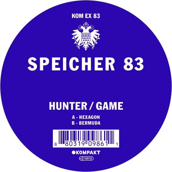 SPEICHER 83 - HUNTER/GAME