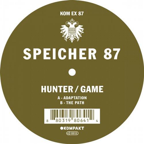 SPEICHER 87 - HUNTER/GAME