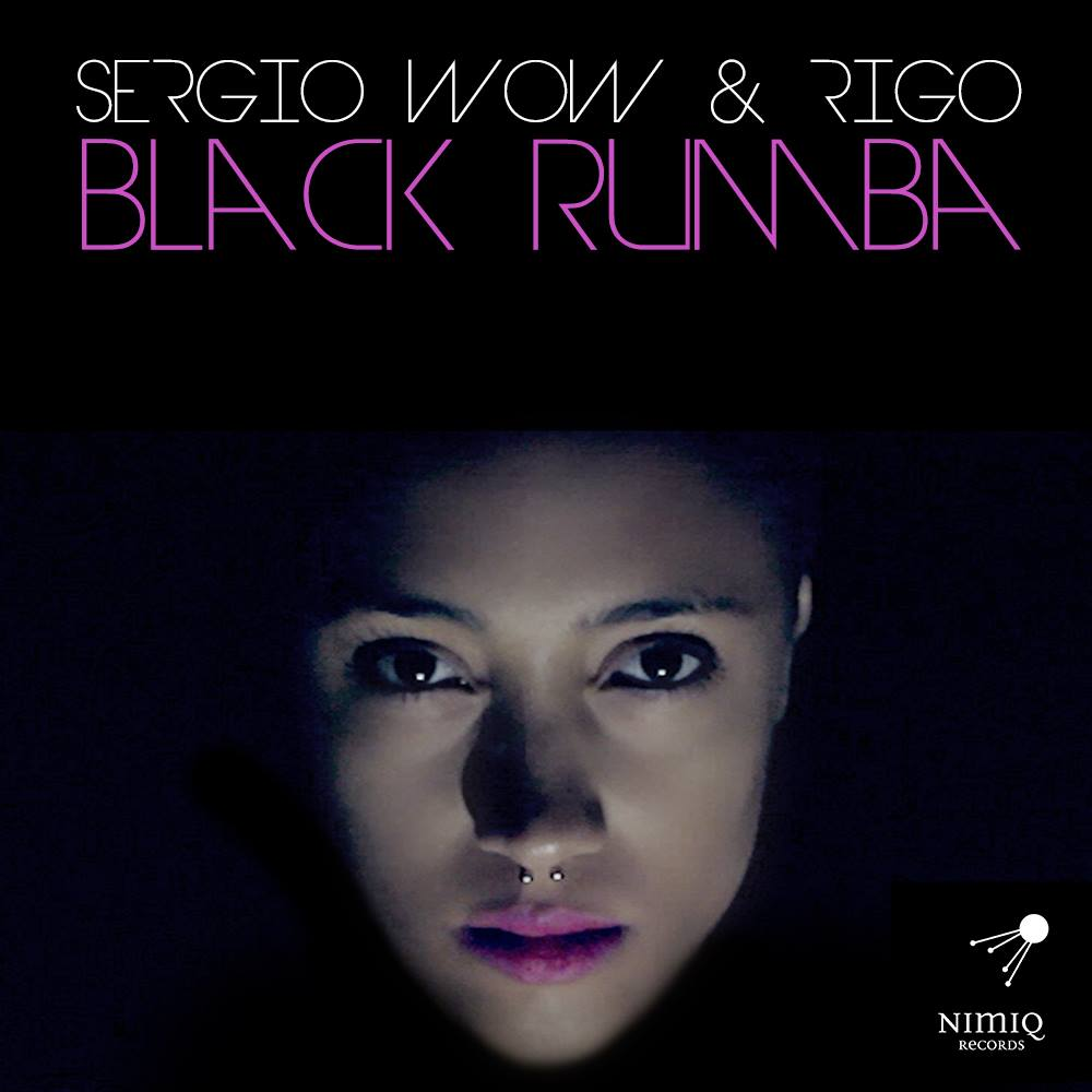 sergio wow rigo black rumbla cover